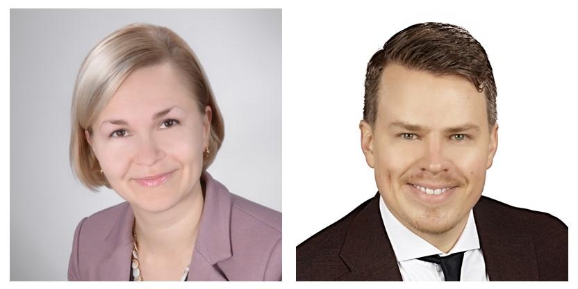 Jussi Niemistö & Linda Anttila