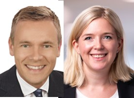 Sami Kiehelä & Amanda Welander