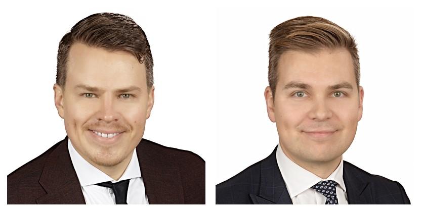 Jussi Niemistö & Henrik Calton